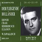 Wagner: Der Fliegende Hollaender / Sawallisch, Bjoner, et al