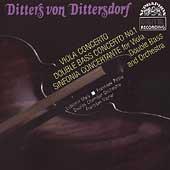 Dittersdorf: Viola Concerto, Double Bass Concerto, etc