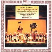Schubert: Der Vierjaehrige Posten / Maag, Gonzales, et al