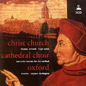 Ashwell, Aston: Masses / Darlington, Christ Church Choir
