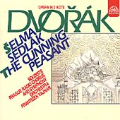 Dvorak: The Cunning Peasant / Vajnar, Prague RSO & Chorus