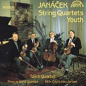 Janacek: String Quartets, Youth / Talich Quartet, etc