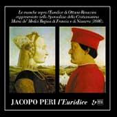 J.Peri: L'Euridice