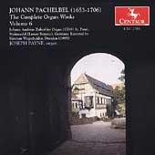 Pachelbel: The Complete Organ Works Vol 6 / Joseph Payne