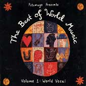 The Best Of World Music: World Vocal