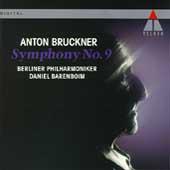 Bruckner: Symphony no 9 / Barenboim, Berlin Philharmonic