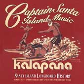 Captain Santa Island Music