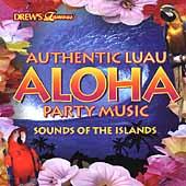 Aloha Party Music