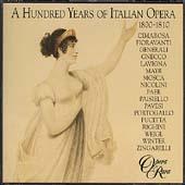 100 Years of Italian Opera (1800-1810)