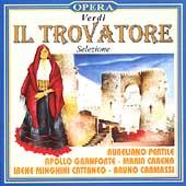 Verdi: Il Trovatore - Selezione / Sabajno, Carena, et al