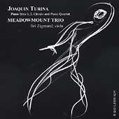 Turina: Piano Trios / Meadowmount Trio