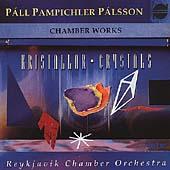 Kristallar - Palsson: Chamber works / Saemundsdottir, et al