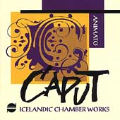 Animato - Icelandic Chamber Works / Gunnarsson, Caput