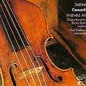 Tartini: Concerti / Ensemble 415, Banchini, Gatti, et al
