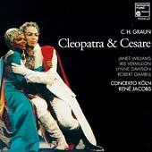 Graun: Cleopatra & Cesare / Jacobs, Williams, et al