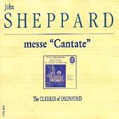 Sheppard: Mass;  Gibbons: Anthems / Clerkes