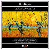 Bartok: Violin Concertos / Suk, Ishikawa, Pesek, Kosler
