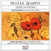 Janacek: String Quartets, Violin Sonata / Praz k Quartet