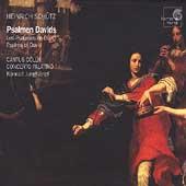 Heinrich Schutz: Psaumes de David / Palatino Concerto, Cantus Colln