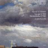 Schubert: Sonate D. 960, Klavierstuecke D. 946 / Alain Planes