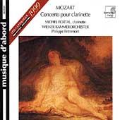 Mozart: Clarinet Concerto, Symphonies 21 & 27 / Entremont