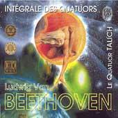 Beethoven: Integrale des Quatuors / Le Quatuor Talich