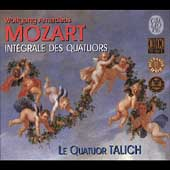 Mozart: Integrale des Quatuors / Talich Quartet