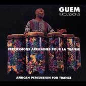 African Percussion For Trance