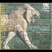 Krenek: Lamentatio Jeremiae Prophetae (12/1992) / Marcus Creed(cond), RIAS Chamber Choir