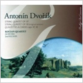 "Dvorak: String Quintets No.3 ""American""Op.97 B.180/No.2 Op.18 B.49 (1875 Original) (1/2001):Kocian String Quartet/etc"