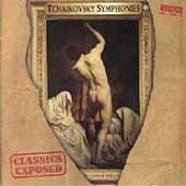Classics Exposed - Tchaikovsky: Symphonies 4-6 / Sanderling
