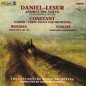 Daniel-Lesur: Andrea del Sarto; Constant, et al / de Froment