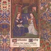 Dufay: Missa Ave Regina Celorum / Kuzma, et al