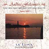 Falconieri: Canzone, Sinfonie, Fantasie, etc / La Luna