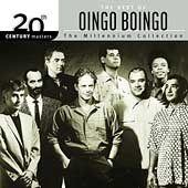 20th Century Masters: The Millennium Collection: The Best of Oingo Boingo