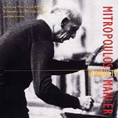 Mitropoulos conducts Mahler