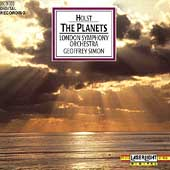Holst: The Planets / Geoffrey Simon, London Symphony Orch