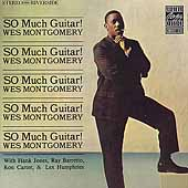 Wes Montgomery/SO Much Guitar![233]