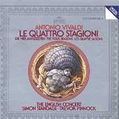 Vivaldi: The Four Seasons / Pinnock, English Concert