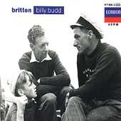 Britten: Billy Budd / Britten, London SO