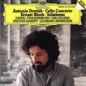 Dvorak: Cello Concerto;  Bloch: Schelomo / Maisky, Bernstein