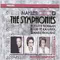 Mahler: Symphonies 1-9, 10 (Adagio), Kindertotenlieder