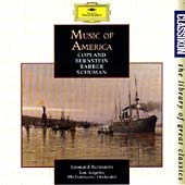 Music of America / Leonard Bernstein, Los Angeles Philharmonic