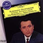 フーベルト・ギーゼン/Schumann: Dichterliebe; Beethoven: 4 Lieder; Schubert: 9 Lieder / Fritz Wunderlich(T), Hubert Giesen(p)[4497472]
