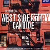 Bernstein: West Side Story, etc / Zinman, Baltimore SO