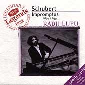 ラドゥ・ルプー/Legends - Schubert: Impromptus D.899 &D.935[4609752]