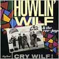 TOWER RECORDS ONLINEで買える「Howlin' Wilf & The Vee-Jays/Cry Wilf![CDWIKM51]」の画像です。価格は1,574円になります。
