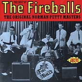 The Fireballs/The Best Of: The Original Norman Petty Masters[418]