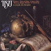 レスリー・ハワード/Liszt: Complete Music for Solo Piano Vol 3 / Leslie Howard[CDA66302]
