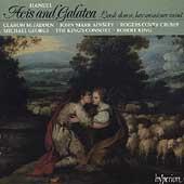 Handel: Acis and Galatea, etc / King, McFadden, Ainsley